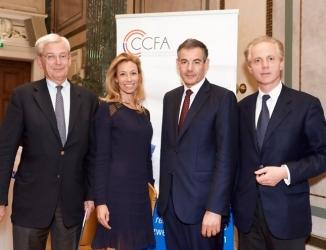 20150504 – 26. Generalversammlung der CCFA und Vortrag Präs. Mag. Georg Kapsch in der IV