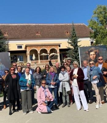 Visite du festival La Gacilly-Baden Photo