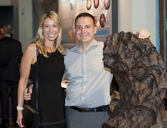 20160530 – A glamourous evening at Natural History Museum Vienna with VICORE