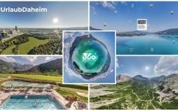 360Perspektiven: virtuelle Entdeckungsreise durch Österreich