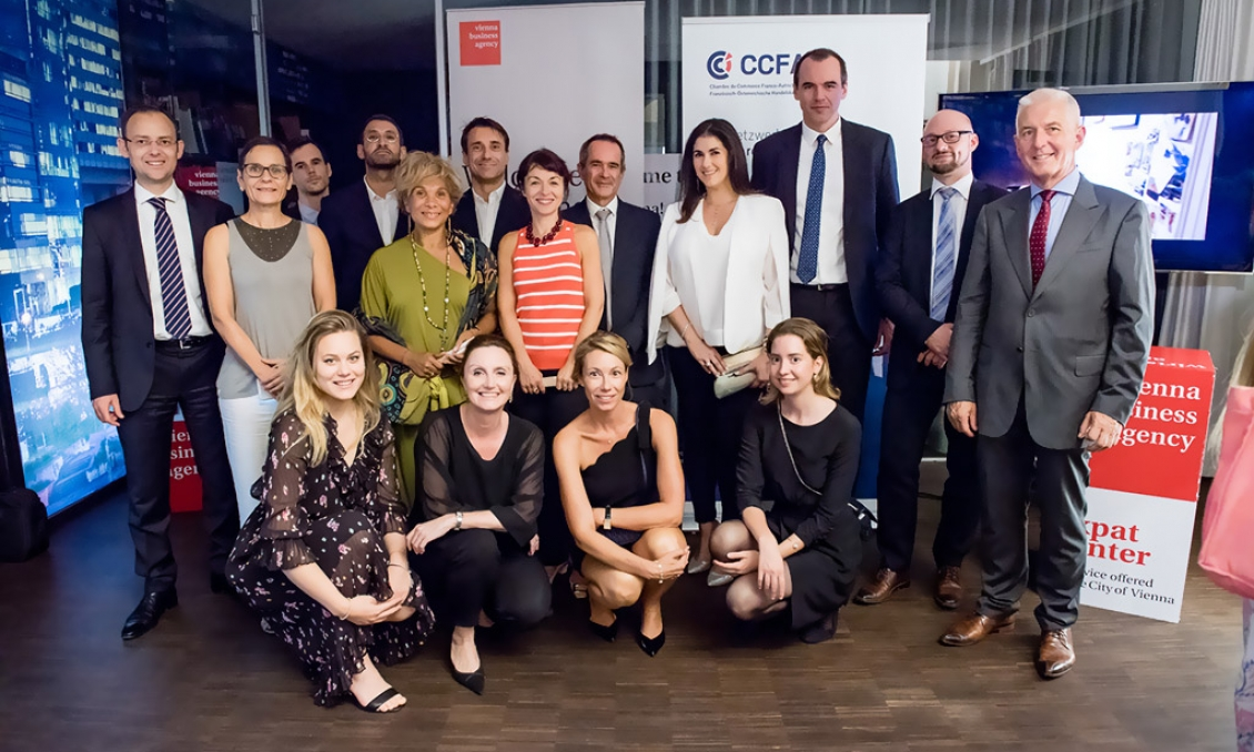 20180913 – Expat Abend  @ Expat Center der Vienna Business Agency