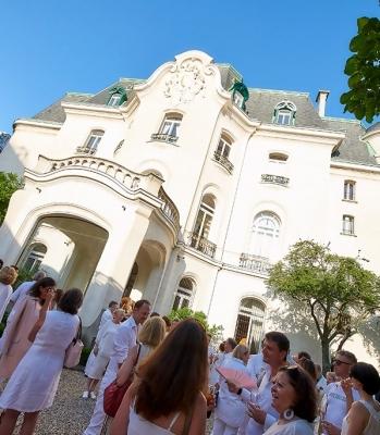 20190625_Soirée en blanc & 30ème jubilé de la CCFA @ Ambassade de France à Vienne