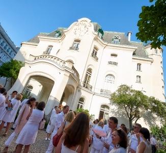 20190625_Soirée en blanc & 30 Jahre CCFA-Jubiläumsfeier @ Französische Botschaft in Wien