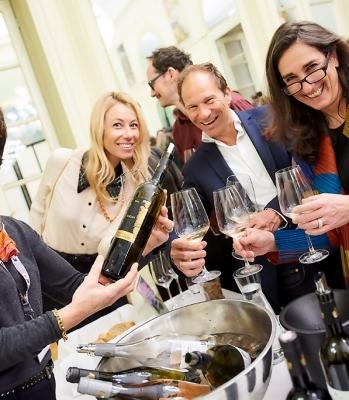 Weingala der Region Occitanie / Pyrénées Méditerranée @ Französische Botschaft in Wien (2.3.2020)
