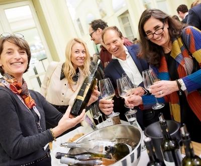 Gala des vins de la région Occitanie / Pyrénées Méditerranée @ Ambassade de France en Autriche (2.3.2020)