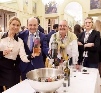 20190304_Gala des vins de région Occitanie / Pyrénées Méditerranée @ Résidence de l'Ambassade de France