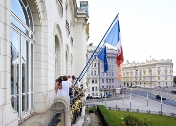 20170621 – Fête Blanche à l'Ambassade de France