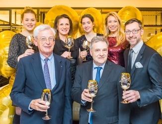 20180111 – Neujahrsempfang @ Le Méridien Vienna