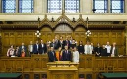 20170914 – Führung durch das Rathaus