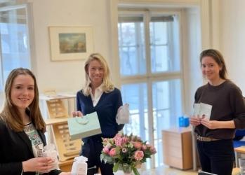 Internationaler Frauentag x Guerlain x Les Néréides @ CCFA (8.3.2021)