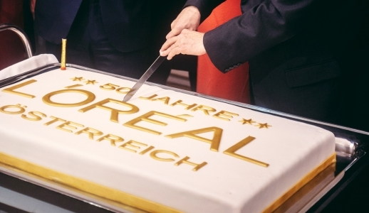 L'Oréal Österreich: Eine 50-jährige Erfolgsgeschichte / 50 ans de succès