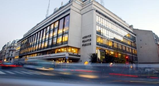 AFP / Agence France Presse: Zuerst die Fakten / D'abord les faits