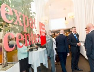 20160919 – Soirée de rentrée @ Expat Center der Wirtschaftsagentur Wien