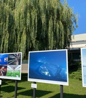 Führung durch das Festival Gacilly-Baden Photo 2020 (12.9.2020)