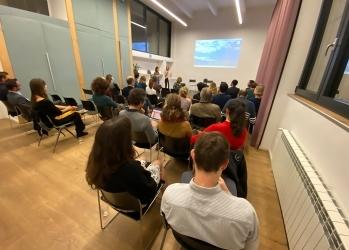 Symposium über das Klima mit Le Cercle & France Alumni Autriche @ Espace Markhof (21.10.2021)